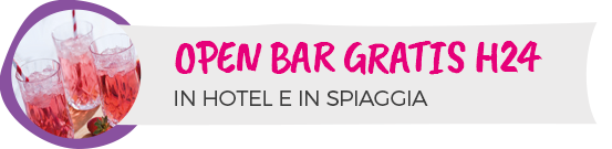 Hotel Cesenatico Open Bar
